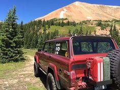 Jeep Wj, Jeep Wagoneer, Jeep Truck, Cherokee Chief, Jeep Cherokee, Cool Jeeps, Cool Trucks, 4x4, Trucks