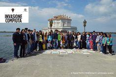 Invasione compiuta il 20 aprile 2013 al Real Sito Vanvitelliano di Bacoli #museounder14 #invasionidigitali