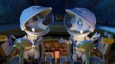 스페이스 독 2, '떠돌이 강아지'에서 세상을 바꾼 '우주견'으로! 실제 이야기!