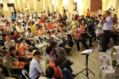 Tony Pua adressing the crowd at the 'Malaysia: Where do we go from here?' forum at Kuala Lumpur And Selangor Chinese Assembly Hall, August 5, 2015. — Picture by Choo Choy May