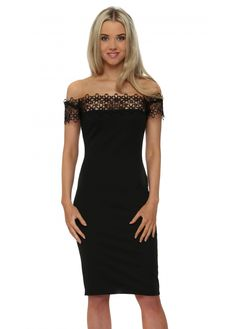 The Little Black Dress Kate Dress With Ostrich Feather Trim - The ...