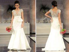 2011 Designer Bride Wedding Dresses: Angel Sanchez, David Meister | OneWed