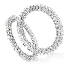 FD Gallery | A Pair of Diamond Bangles, by Bhagat
