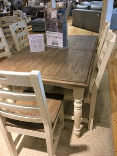 carisbrooke dining table and chairs from barker and stonehouse barker stonehouse furniture