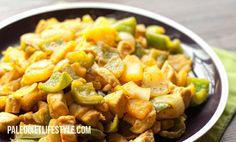 Pineapple Chicken Stir Fry