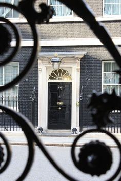 No. 10 Downing Street