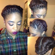 Relaxed Hair Health: 7 ways to fiercely rock the braided protective style