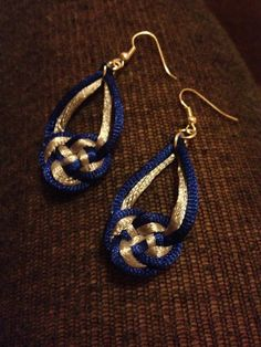 Chinese Knot Earrings