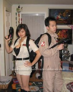 coolest ghostbusters halloween costume
