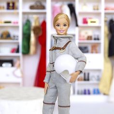 Happy Halloween! Let's suit up, hope your costume is out of this world!  #halloween #barbie #barbiestyle