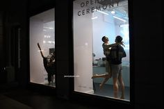 Opening Ceremony - Jan. 2013  - London via JY by Jasonyao Yao
