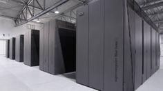 Der Supercomputer Juqueen im Forschungszentrum Jülich