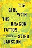 The Girl With The Dragon Tattoo, by Steig arson.     You have to stick with this book past 150+pages before you start getting into the story. If you have the patience, the story does get good and this book is well worth reading.      Not only is this a first-rate thriller, there is the added component of a different culture and setting. Too bad the author died and we only have his 3 books.