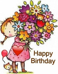 Happy Birthday Images Image · ☆ · · ·-𝔦𝔱-𝔶𝔬𝔲𝔯𝔰𝔢𝔩𝔣 ℑ𝔡𝔢𝔢𝔫🎀 Happy Birthday Pictures, Happy Birthday Messages, Happy Birthday Quotes, Happy Birthday Greetings, Birthday Photos, Happy Birthday Dear Friend, Happy Birthday For Her, Birthday Blessings, Birthday Wishes Cards