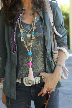 Sequence and boho