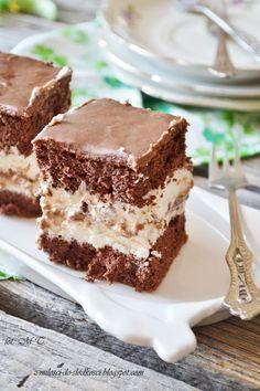 Z miłości do słodkości...: Ciasto Kinder Pingui