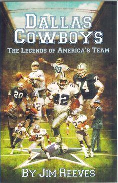 Dallas Cowboys Legends of America's Team Football
