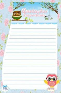 Compartilhar Writing Paper, Ivana, Education, Animal Kingdom, Planners, Teacher Prayer, Student Information, Lesson Planning Templates, School Supplies