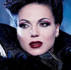 Maquiagens da Regina Evil Queen em Once Upon a Time