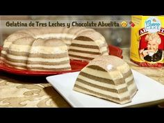GELATINA DE NUTELLA,3 LECHES Y FERRERO| ROSVI HERNANDEZ - YouTube