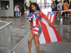 Afro-Puerto Rican(Afro-Boriquin, Afroborincano) are Puerto Ricans of African descent. The first blacks arriving with the Spaniards were free. Puerto Rico has always had a larger free black population than slave population, through-out the 500 years of black occupation.