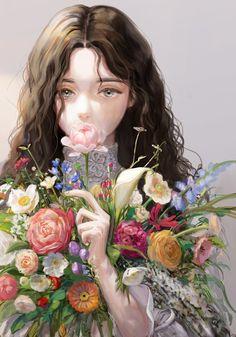 Like Drawing Image Fantasy of forms the Face Book Pretty Anime Girl, Beautiful Anime Girl, Anime Art Girl, Manga Art, Cartoon Kunst, Cartoon Art, Aesthetic Anime, Aesthetic Art, Photographie Portrait Inspiration