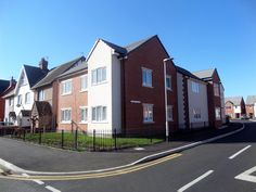 St Davids Road North, Lytham St Annes. Nominated for the Best High Volume New Housing Development at the 2015 North West LABC Building Excellence Awards. Croft Goode Architects