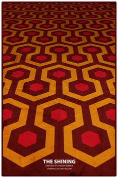 The Shining V1 Carpet New Media By Jean Joseph Renucci