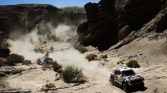 Dakar, etapa 11: Patronelli, Nasser y Meo fueron los destacados de la jornada