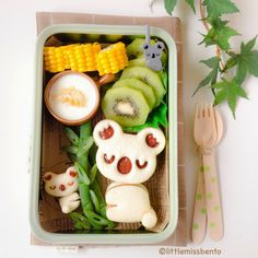 Cuddle Palz Bento - Koala and Baby Koala