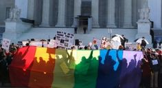 Supreme Court Hears Arguments in California's Gay Marriage Ban