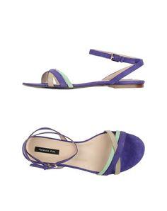 Patrizia pepe Women - Footwear - Sandals Patrizia pepe on YOOX