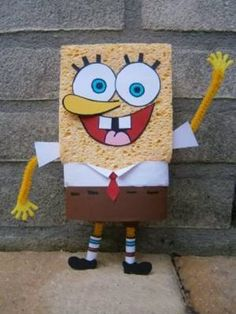 Sinterklaas surprises maken Spongebob Crafts, Surprise Sinterklaas, Santa Gifts, Valentines Diy, Kids And Parenting, Diy For Kids, Crafts For Kids, Sponge Bob, Creative Kids