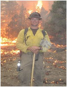 Name: Travis Turbyfill Date of Birth: March 25, 1986 Member Granite Mountain Hotshots, Prescott 19