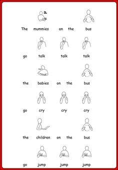 1000+ images about Makaton on Pinterest   British sign language, Sign ...