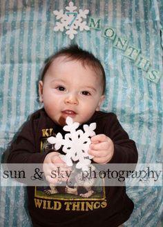 My son - 7 months old