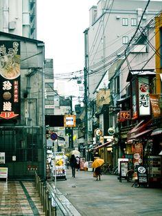 Lam.NT - A wonderful neighborhood_Kyoto, Japan