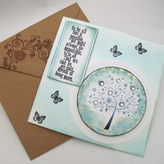Inspirational Cards - Adien Crafts