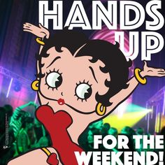 Join Betty Boop & all of us at Fleischer Studios for a Wonderful Weekend!