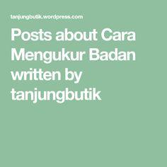 Posts about Cara Mengukur Badan written by tanjungbutik