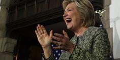 Hillary Clinton Continues To Build Campaign Money Advantage Over Donald Trump