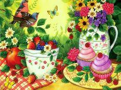 gardening-butterflies-birds (540 pieces)