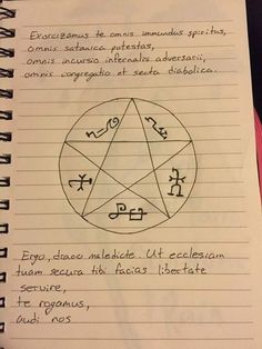 Is it bad I have this is all of my note books, just incase I need a demon trap and exorcism? Supernatural Symbols, Supernatural Drawings, Supernatural Quotes, Supernatural Exorcism, Supernatural Demon Trap, Supernatural Crafts, Supernatural Wallpaper, Supernatural Cosplay, Supernatural Tv Show