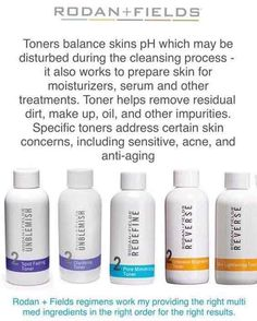 Toners are very important, they can make a huge difference. Each Rodan + Fields regimens has a toner for a specific need, plus giving your skin the right ingredients in the right order for the right results. Rodan And Fields Regimen, Rodan Fields Skin Care, Rodan And Fields Consultant, Roden And Fields, Field Marketing, Rodan And Fields Business, Business Launch, Skin Care Regimen, Good Skin