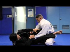 CLOSED GUARD: Scissor Sweep, Push Sweep and Spider Guard Sweep with Kris Kim - YouTube