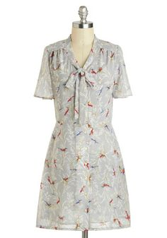 Meandering in the Meadow Dress By Miss Patina $89.99, #ModCloth