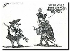 """Political elites telling average people what firearms are """"appropriate"""" is nothing new. Gun Rights, Assault Rifle, Firearms, People, Art, Art Background, Tactical Shotgun, Weapons, Kunst"""