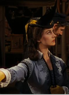 Vivien Leigh as Scarlett O'Hara in Gone with the Wind