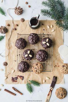 Rezept für gesunde und glutenfreie Elisenlebkuchen. Perfekt zu Weihnachten und einfach herzustellen.