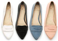 // pretty loafers